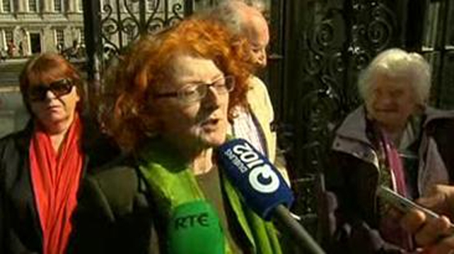 Symphysiotomy victims are delighted they may now seek redress through the courts