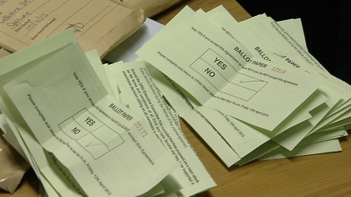 A majority of union members rejected the proposals