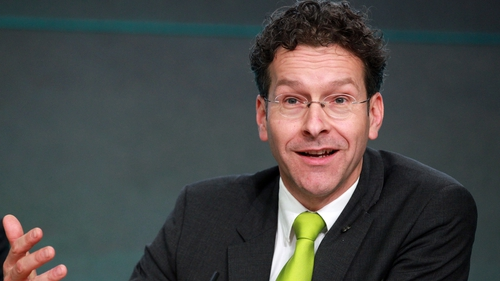 Jeroen Dijsselbloem says Ireland will get support for its gradual exit from bailout programme