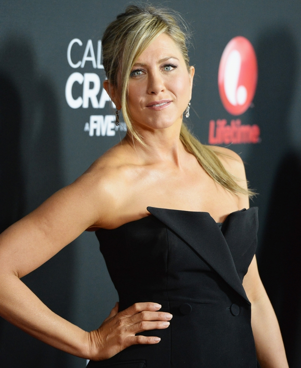 Jennifer Aniston is yet to pick out her wedding dress