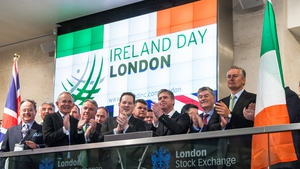 Irish firms raised almost €8.2 billion in capital on the London Stock Exchange between 2006 and 2012