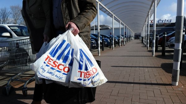 Tesco's first half profits down 24.5% to £1.39 billion