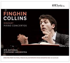 Finghin Collins: Mozart Piano Concertos