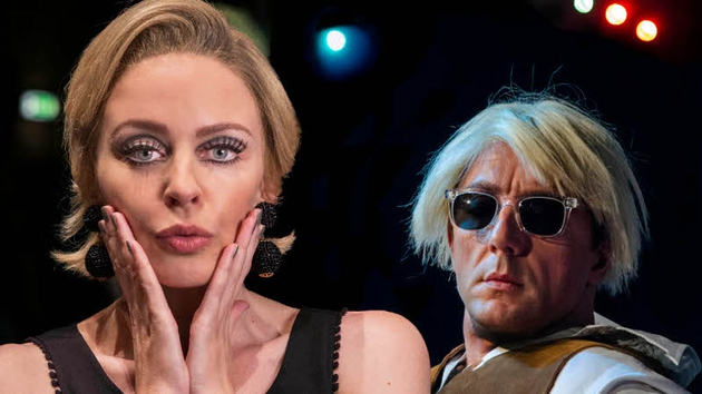 Kylie Minogue and Peter Serafinowicz starred in the latest Playhouse Presents...