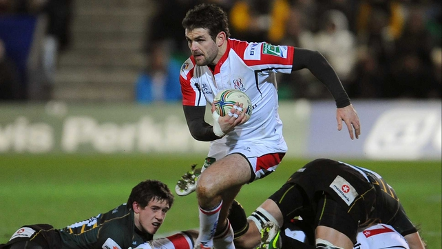 Jared Payne is back in at 15 for Ulster for their trip to Galway