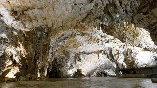 Postojna caves