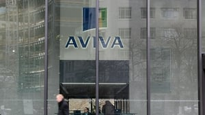 Aviva's key measure of growth in life insurance - value of new business - showed a 22% decline in Britain