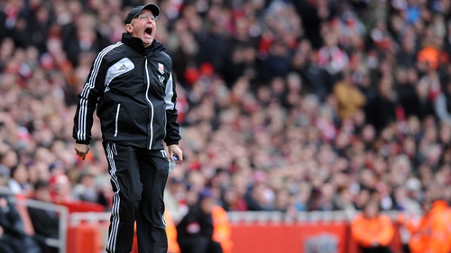 Tony Pulis's side have won just one game in 14 league outings