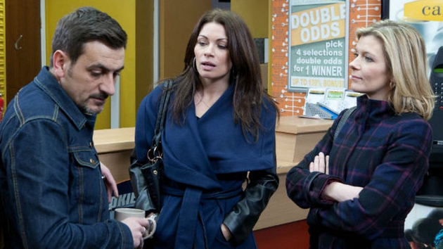 Can Leanne cut Peter out of her life?