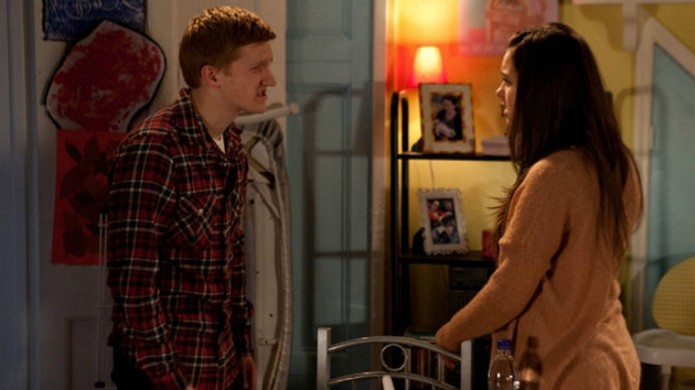 Katy pleads with Chesney to take her back...