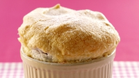 Raspberry Soufflé - Delight the family with Siúcra's scrumptious Raspberry Soufflé. This recipe creates a delicious light dessert which looks just as good as it tastes.