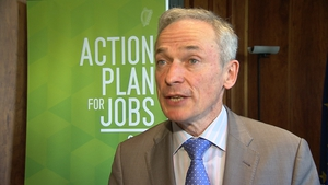 Richard Bruton said the Government is committed to retaining the 12.5% corporate tax rate