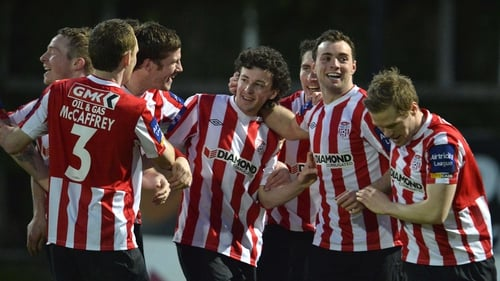 Derry City close the gap on Sligo Rovers - the only team to have beaten them in the league this season
