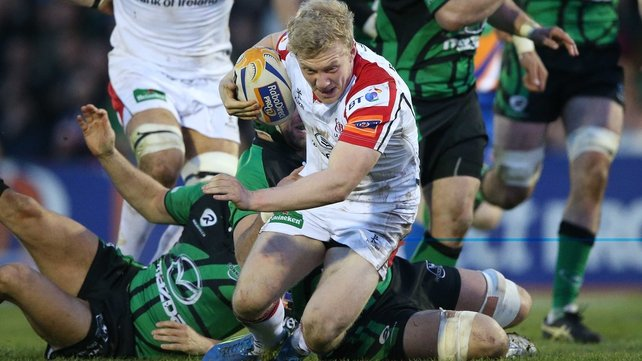 Stuart Olding and Ulster now find themselves four points clear at the top of the league