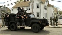 Boston was on virtual lockdown during manhunt
