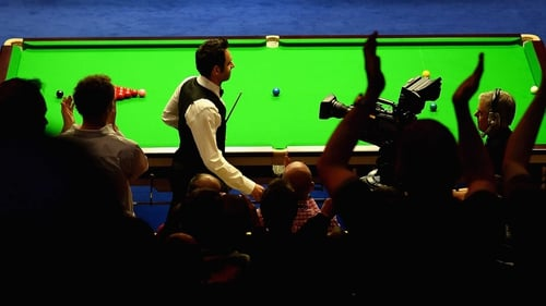 Ronnie O'Sullivan walks out to rapturous reception following a 12-month break from the game