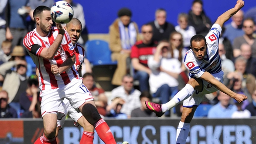Andros Townsend (right) has been charged with allegedly breaching betting regulations