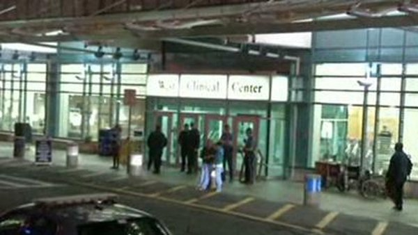 Dzhokhar Tsarnaev is under armed guard while being treated at this Boston hospital