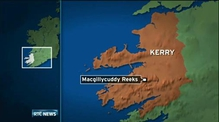 Tourist dies in mountain fall in Kerry