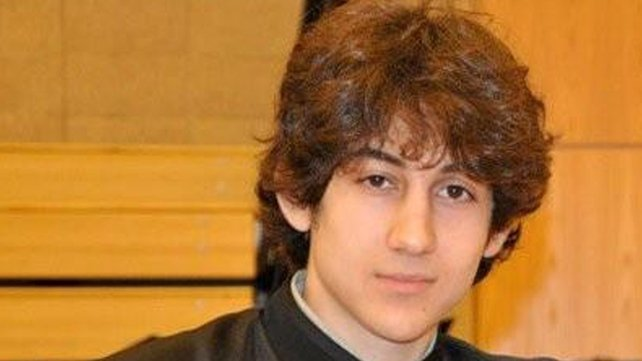 Dzhokhar Tsarnaev was captured hiding injured in a boat in a back garden