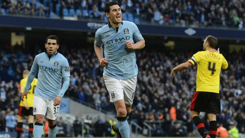 Gareth Barry: 'I'm not really one for moving around. I'd like to stay as long as possible'