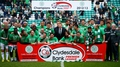 Celtic crowned Champions for the 44th time