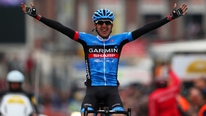 Dan Martin discusses his victory in the Liege-Batogne-Liege classic