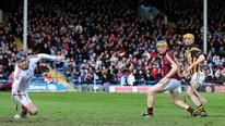 Report: Kilkenny 1-24 Galway 1-17