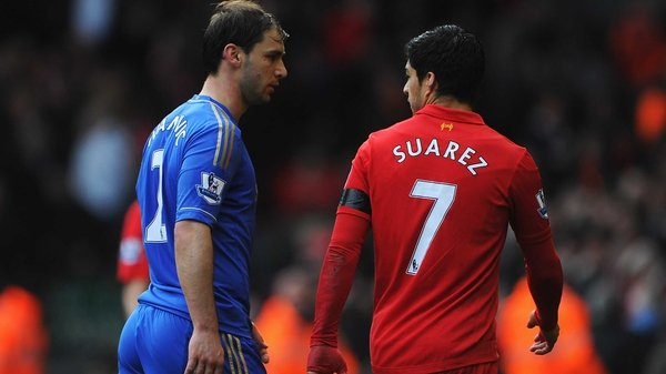 Luis Suarez could be set for a lengthy ban