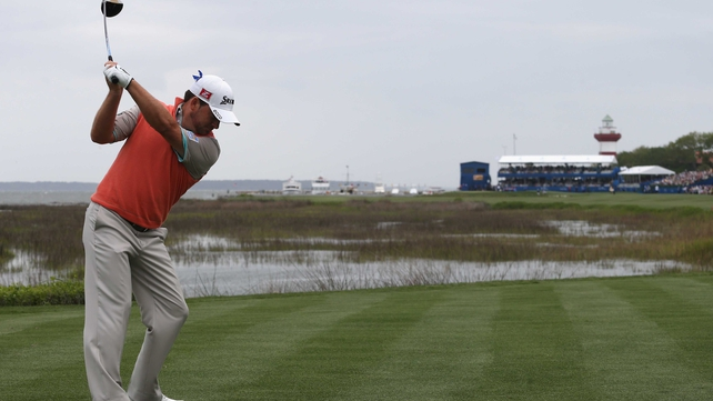 Graeme McDowell battled the elements to win the RBC Heritage in South Carolina