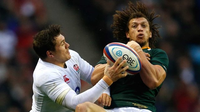 Kirchner made his Springbok debut in 2009 and has made 24 appearances