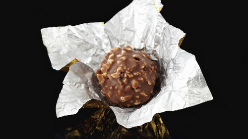 The combination of chocolate and hazelnut is just delicious.