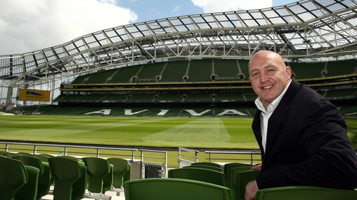 Keith Wood was one of a four-man IRFU interview panel