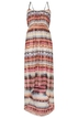 Tie dye strappy maxi dress, £59 at www.topshop.com