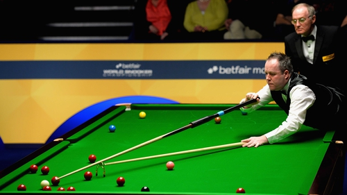 John Higgins: 'It's just tough out there'