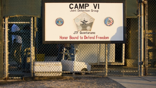 US military to send reinforcements to Guantanamo detention facility