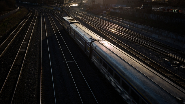 Security forces say Canadian railway line was targeted