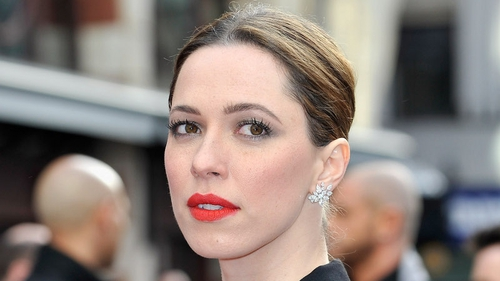 "Rebecca Hall ""intimidated"" by Iron Man role"