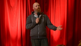 RTÉ Two New Comedy Awards Wildcard - Edwin Sammon