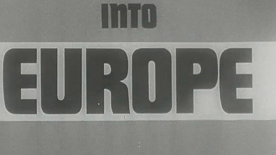 Into Europe