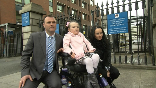 Alex Butler sued the HSE and two consultants