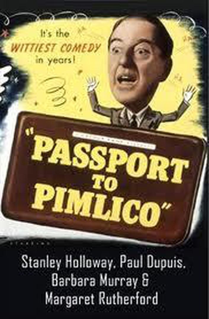 Classic Movie - Passport to Pimlico