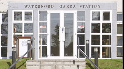 Man detained in Waterford Garda Station