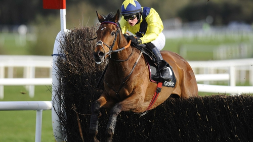 A combination of tiring ground, a staying trip and a right-handed track brought out the best in Mount Benbulben