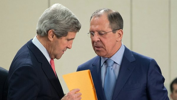 John Kerry discussed the situation in Syria with Sergei Lavrov