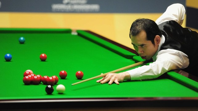 Thirty-four-year-old Dechawat Poomjaeng has only been a professional on the main tour for two years