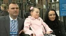 €1.4m settlement for girl injured at birth