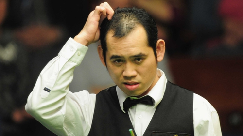 Dechawat Poomjaeng caused an upset at the Crucible but left many baffled by his behaviour