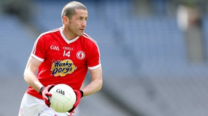 Injuries have curtailed Stephen O'Neill's involvement with Tyrone in recent years