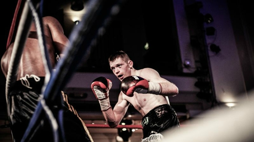 Joe Duffy. (Photo by Tommy Lakes)